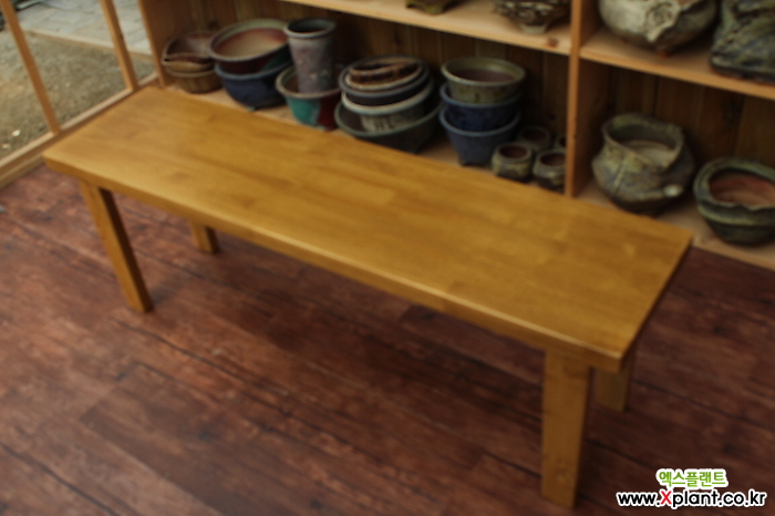 원목의자(식탁용,휴식용,소품진열) 정리대/진열대/선반
