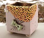 手工花盆#33652_Handmade 'Flower pot'