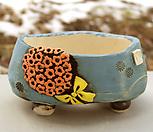 국산手工花盆#25125_Handmade 'Flower pot'