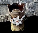 입체手工花盆_Handmade 'Flower pot'