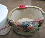 手工花盆흑진주_Handmade 'Flower pot'
