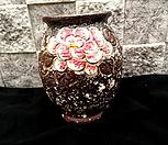 꽃手工花盆中品이상_Handmade 'Flower pot'