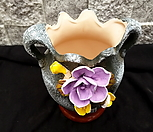 입체手工花盆大品_Handmade 'Flower pot'