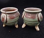 手工花盆2개合并_Handmade 'Flower pot'