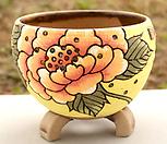 手工花盆#34095_Handmade 'Flower pot'