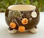 手工花盆#35211_Handmade 'Flower pot'