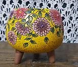 숙녀에게手工花盆2_Handmade 'Flower pot'