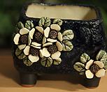 手工花盆사각분10_Handmade 'Flower pot'