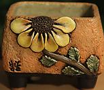 手工花盆사각분11_Handmade 'Flower pot'