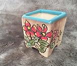 手工花盆-B001_Handmade 'Flower pot'