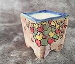 手工花盆-B002_Handmade 'Flower pot'