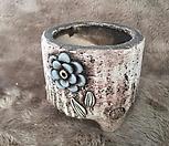 手工花盆-B004_Handmade 'Flower pot'