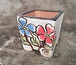 手工花盆-B003_Handmade 'Flower pot'