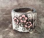 手工花盆-B005_Handmade 'Flower pot'