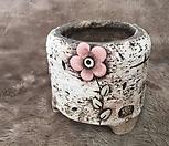 手工花盆-B006_Handmade 'Flower pot'