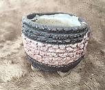 手工花盆-B014_Handmade 'Flower pot'