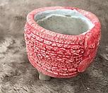 手工花盆-B015_Handmade 'Flower pot'