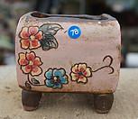 手工花盆78_Handmade 'Flower pot'