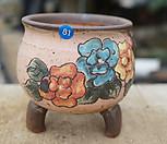 手工花盆81_Handmade 'Flower pot'