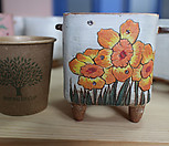 설렘手工花盆101906_Handmade 'Flower pot'