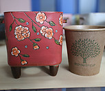 설렘手工花盆101909_Handmade 'Flower pot'