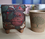 설렘手工花盆101911_Handmade 'Flower pot'