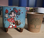 설렘手工花盆101913_Handmade 'Flower pot'