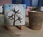 설렘手工花盆101914_Handmade 'Flower pot'