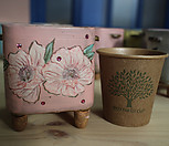 설렘手工花盆101916_Handmade 'Flower pot'