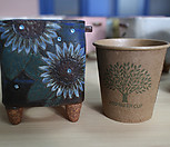 설렘手工花盆101918_Handmade 'Flower pot'