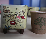 설렘手工花盆101921_Handmade 'Flower pot'