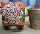 설렘手工花盆101924_Handmade 'Flower pot'