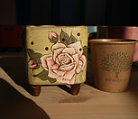 설렘手工花盆101928_Handmade 'Flower pot'