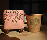 설렘手工花盆101930_Handmade 'Flower pot'