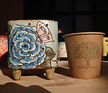 설렘手工花盆101932_Handmade 'Flower pot'