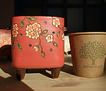 설렘手工花盆101933_Handmade 'Flower pot'