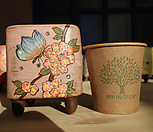 설렘手工花盆101934_Handmade 'Flower pot'