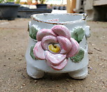 냥이48手工花盆_Handmade 'Flower pot'