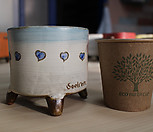 설렘手工花盆101940_Handmade 'Flower pot'