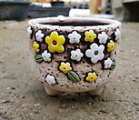서우51手工花盆_Handmade 'Flower pot'