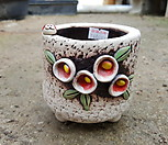 서우52手工花盆_Handmade 'Flower pot'