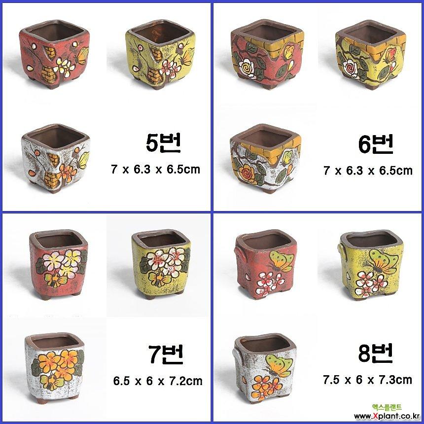 꼬망세4시즌/행복한꽃그릇