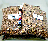 분갈이흙셋트 (분갈이용토4L, 대립마사1kg, 소립마사1kg)