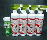 [무료배송]클린팡(살균)500cc-4개 구입시+바사코트250g 1개 무료증정 [합계5개 1세트]-최근생산품