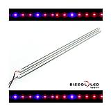 빛솔 LED Bar 바 식물생장용 2종 12W/8W 