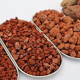 천연화산석 벽돌색 1kg 복토 마감토 화장토 예쁜돌 꾸밈돌 화분장식