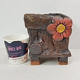 꽃이다공방 명품 환원 대품 수제화분 #5420 
