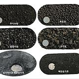 화산석 (흑색)1kg 대,중,소