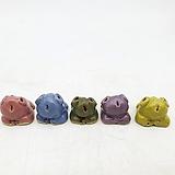 개구리소품 5컬러세트 화분소품|