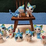 가든데코(고양이9 종)|